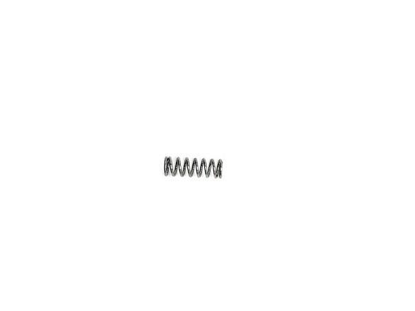 Nyomórugó - 1,5x12x35 mm - menetszám: 1+6+1 - horganyzott
