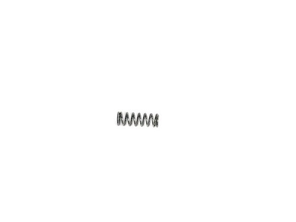 Nyomórugó (NY013) - 1,5x12x35 mm - menetszám: 1+6+1 - horganyzott