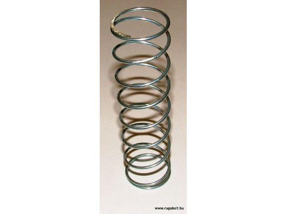 Nyomórugó - 1,8x30x115 mm - menetszám: 1+7+1 - horganyzott
