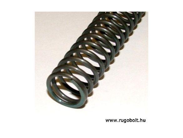 Nyomórugó - 2,0x19x135 mm - menetszám: 1+23+1 - natúr