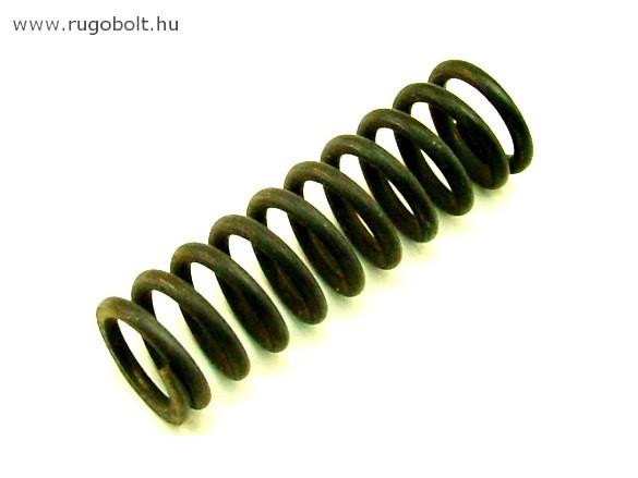Nyomórugó - 2,8x19x60 mm - menetszám: 1+8,5+1 - natúr
