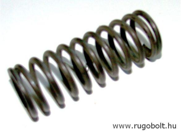 Nyomórugó - 3,5x29,5x80 mm - menetszám: 1+9+1 - natúr