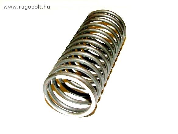 Nyomórugó - 3,5x44x104 mm - menetszám: 1+11+1 - natúr