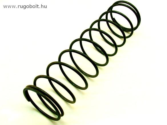 Nyomórugó - 3,5x55x200 mm - menetszám: 1+9+1 - natúr