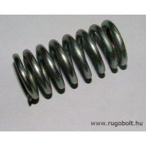 Nyomórugó - 4,0x29x61 mm - menetszám: 1+6,5+1 - natúr