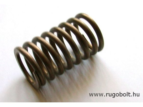 Nyomórugó - 4,0x32,5x56 mm - menetszám: 1+6,5+1 - rozsdamentes (inox)