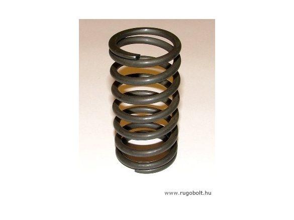 Nyomórugó - 4,5x41x80 mm - menetszám: 1+6+1 - natúr