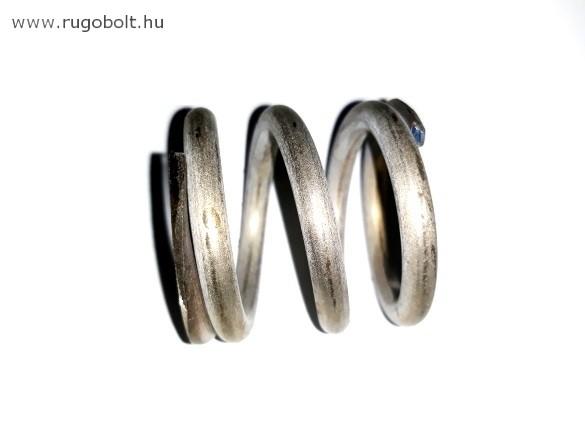 Nyomórugó - 5,0x38x34 mm - menetszám: 1+2+1 - rozsdamentes (inox)