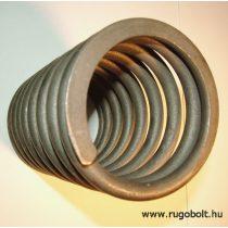 Nyomórugó - 12x114x183 mm - menetszám: 1+7+1 - natúr