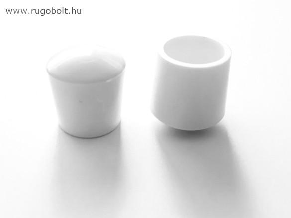 Csőpapucs (profildugó) - átmérő: 16 mm