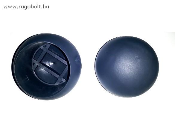 Gömb 50-es csőre (antracit)