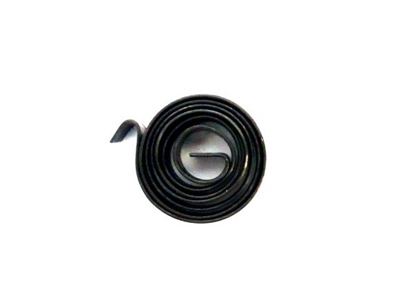 Fúrógép visszahúzó rugó (spirálrugó) - 1,0x40x10 mm - natúr