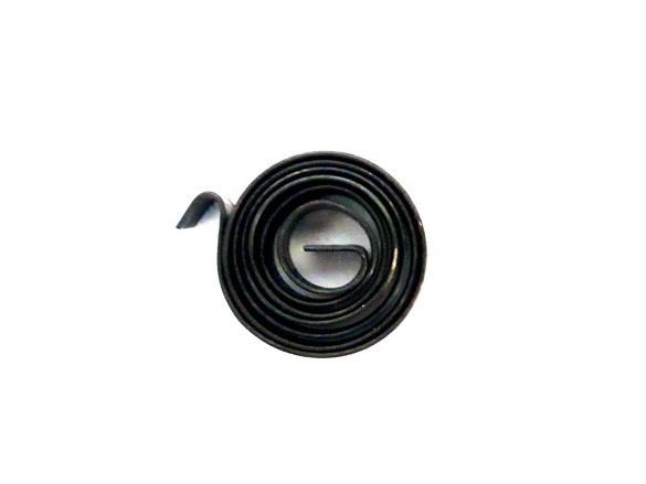 Fúrógép visszahúzó rugó (spirálrugó) - 1,0x33x10 mm - natúr